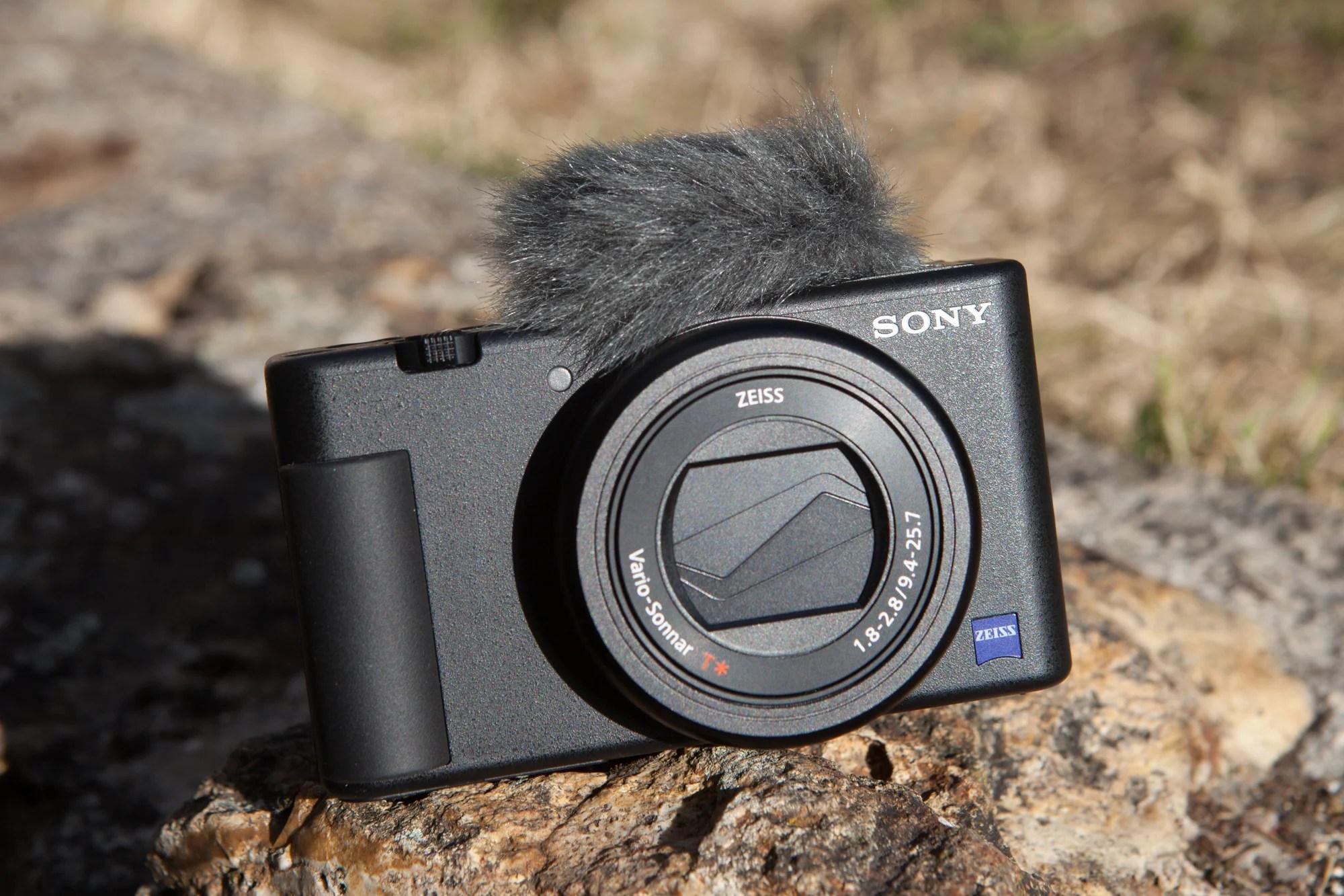 Test du Sony ZV-1 :le compact expert des vidéastes, mais pas seulement…