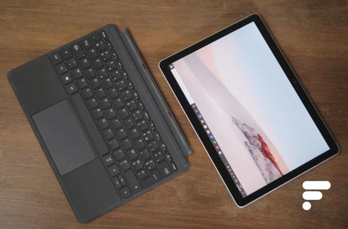 Test de la Microsoft Surface Go 2 : une entrée de gamme de plus en plus séduisante