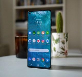 Test du Motorola Edge: un retour remarqué dans le haut de gamme