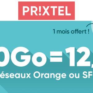 Ce forfait mobile ajustable de 50 à 200 Go coûte 2 euros de moins que d'habitude