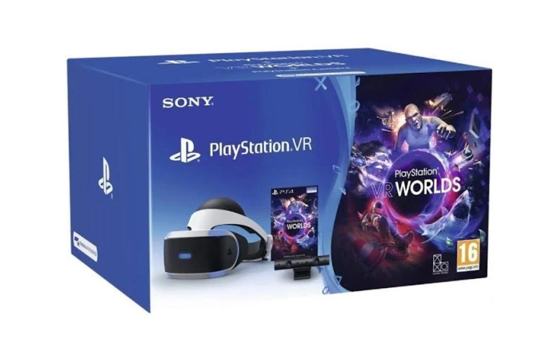 La réalité virtuelle est enfin abordable avec ce pack PS VR à moitié prix