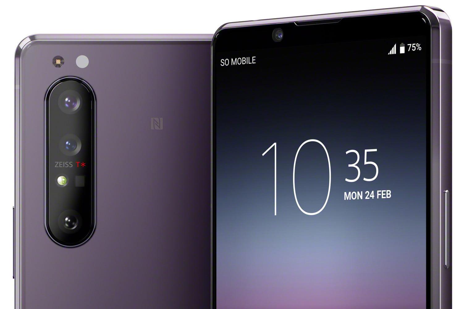 Sony : n'espérez pas un retour des smartphones compacts