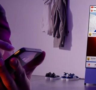 Samsung The Sero : le téléviseur rotatif dédié aux millenials arrive sur le marché