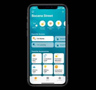 Maison (HomeKit) : iOS 14 fait la part belle aux ampoules et caméras connectées