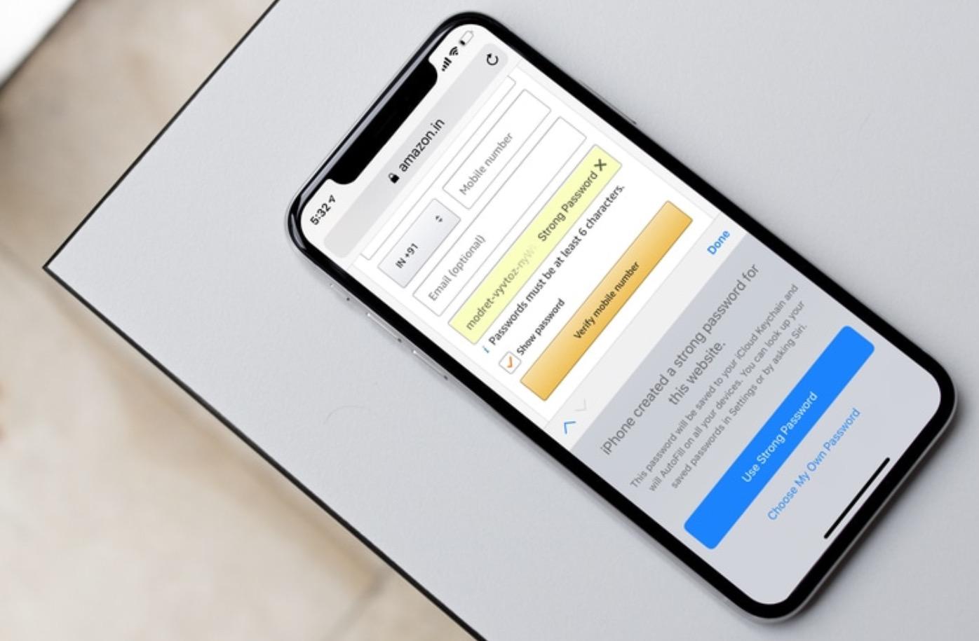 Apple propose en open source de quoi faciliter la création de mots de passe forts