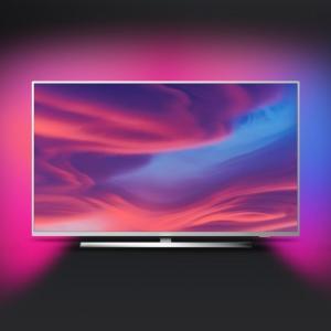 Beau prix pour ce TV Philips The One d'une diagonale de 65 pouces