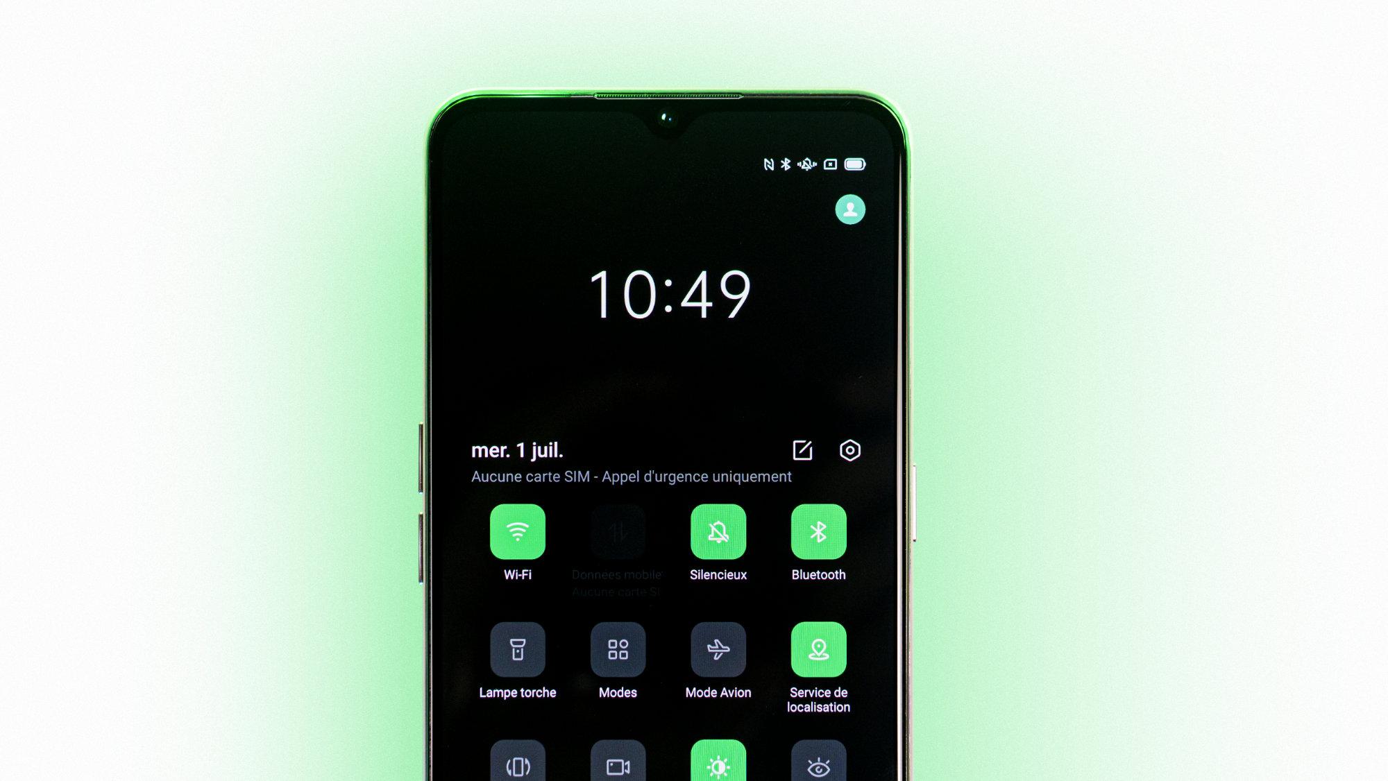 Avec ColorOS 7, OPPO propose l'une des interfaces les plus complètes d'Android