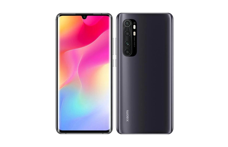 Un photophone à petit prix avec le Xiaomi Mi Note 10 Lite à 279 euros