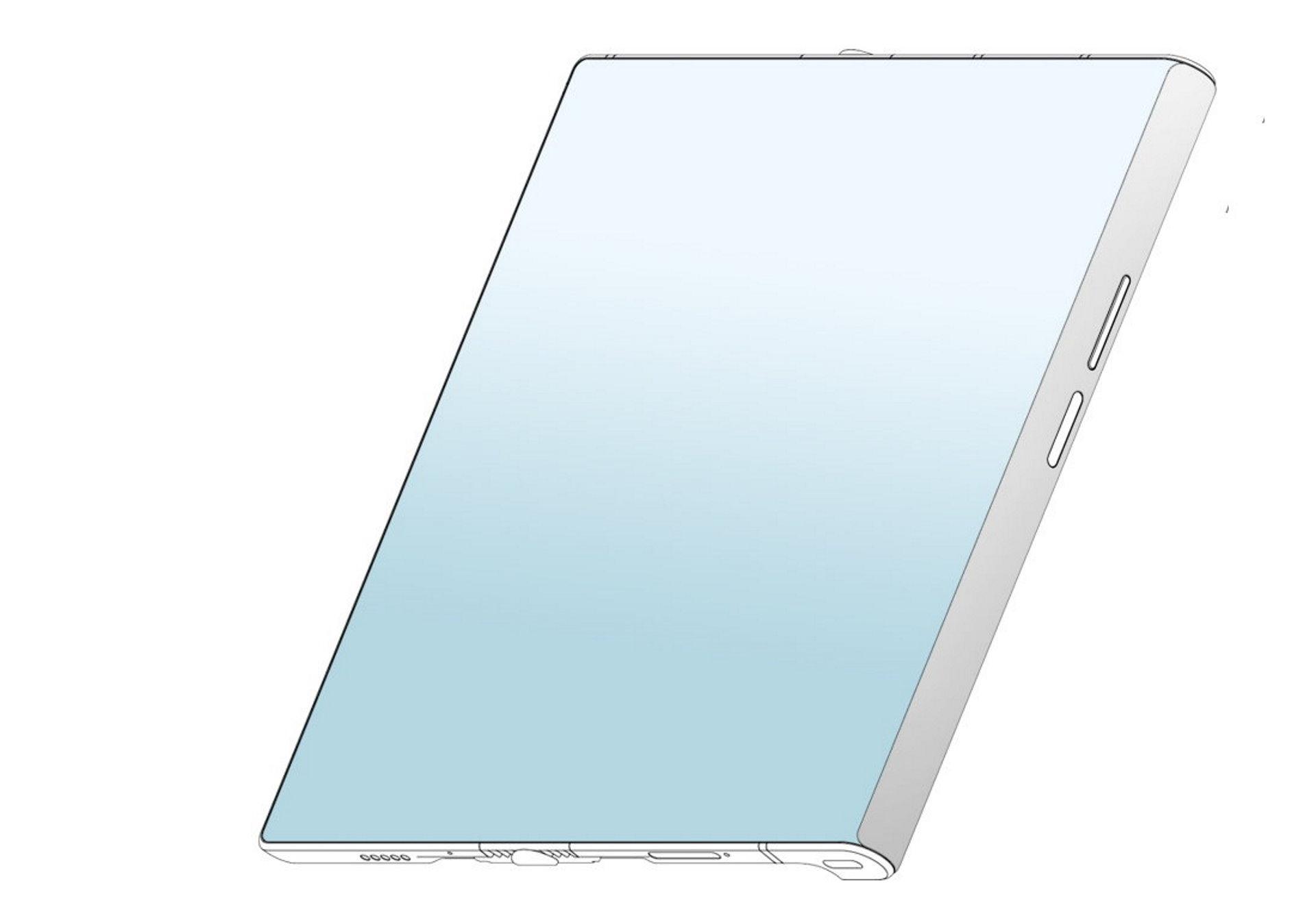 Xiaomi : un brevet illustre un smartphone pliable proche du Huawei Mate XS