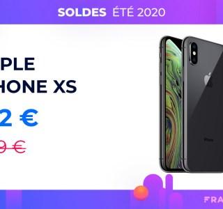 Seulement 612 euros pour l'excellent iPhone XS sur Rakuten