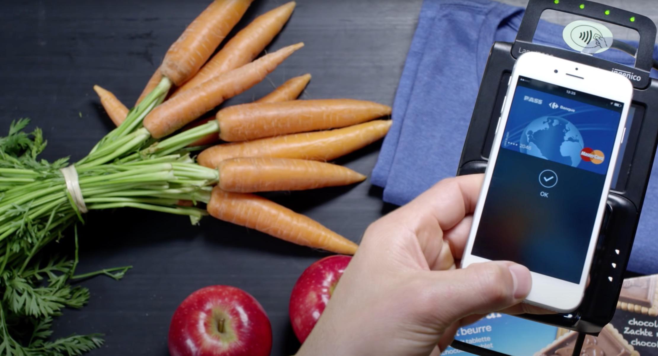 Apple et Carrefour s'accordent pour intégrer les cartes de fidélité à Apple Pay