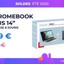 Faites l'expérience d'un Chromebook avec Asus pendant les soldes