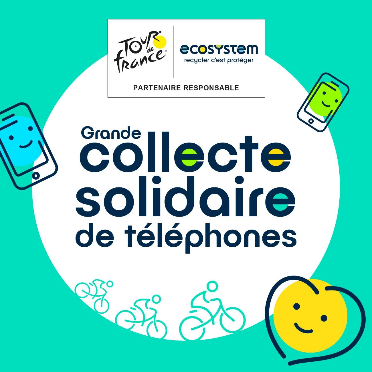 Grande collecte : renvoyez gratuitement vos anciens smartphones pour aider les plus démunis
