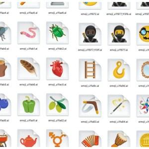 Android 11 : voici la version finale des 117 nouveaux émojis
