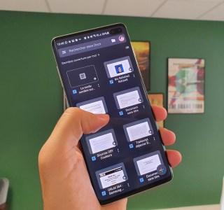 Comment activer le mode sombre sur Google Docs, Sheets et Slides sur votre smartphone