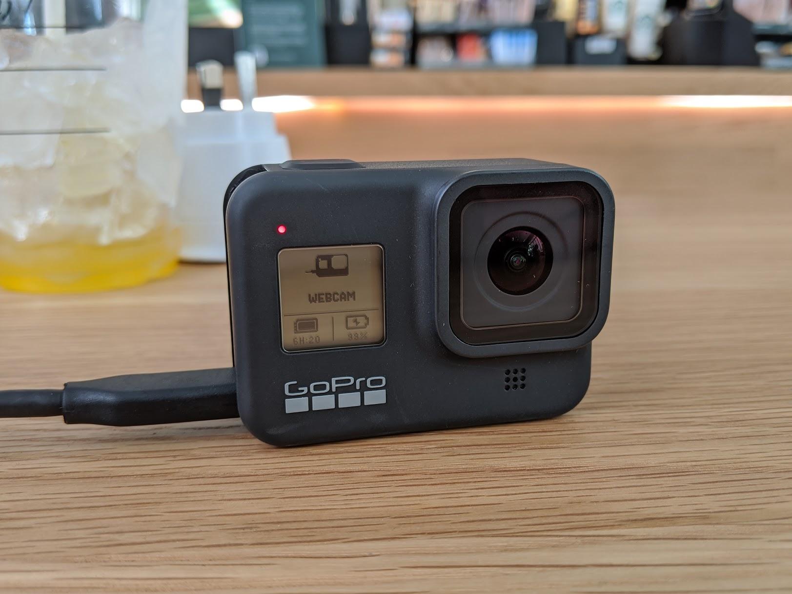Comment transformer sa GoPro Hero 8 Black en webcam pour macOS