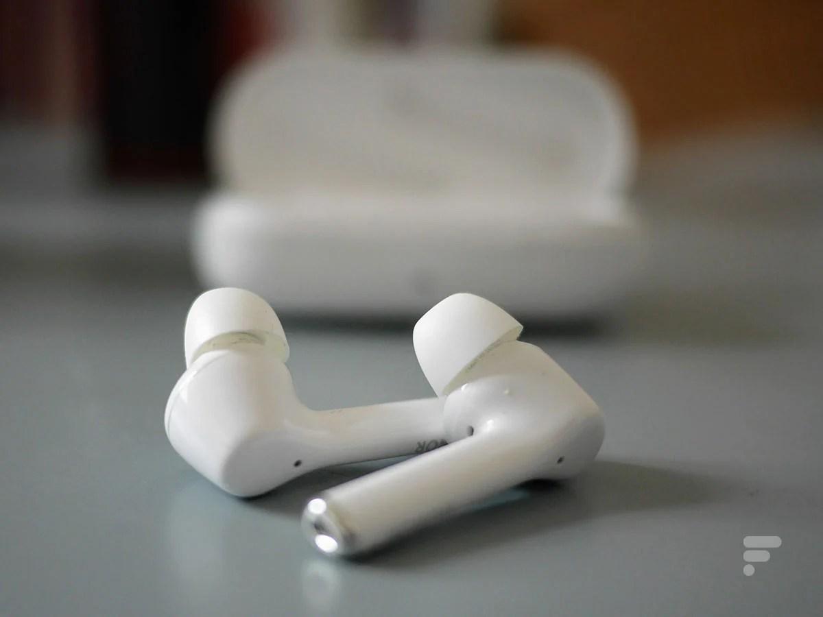 Test des Honor Magic Earbuds : une très bonne réduction de bruit à moins de 100 euros