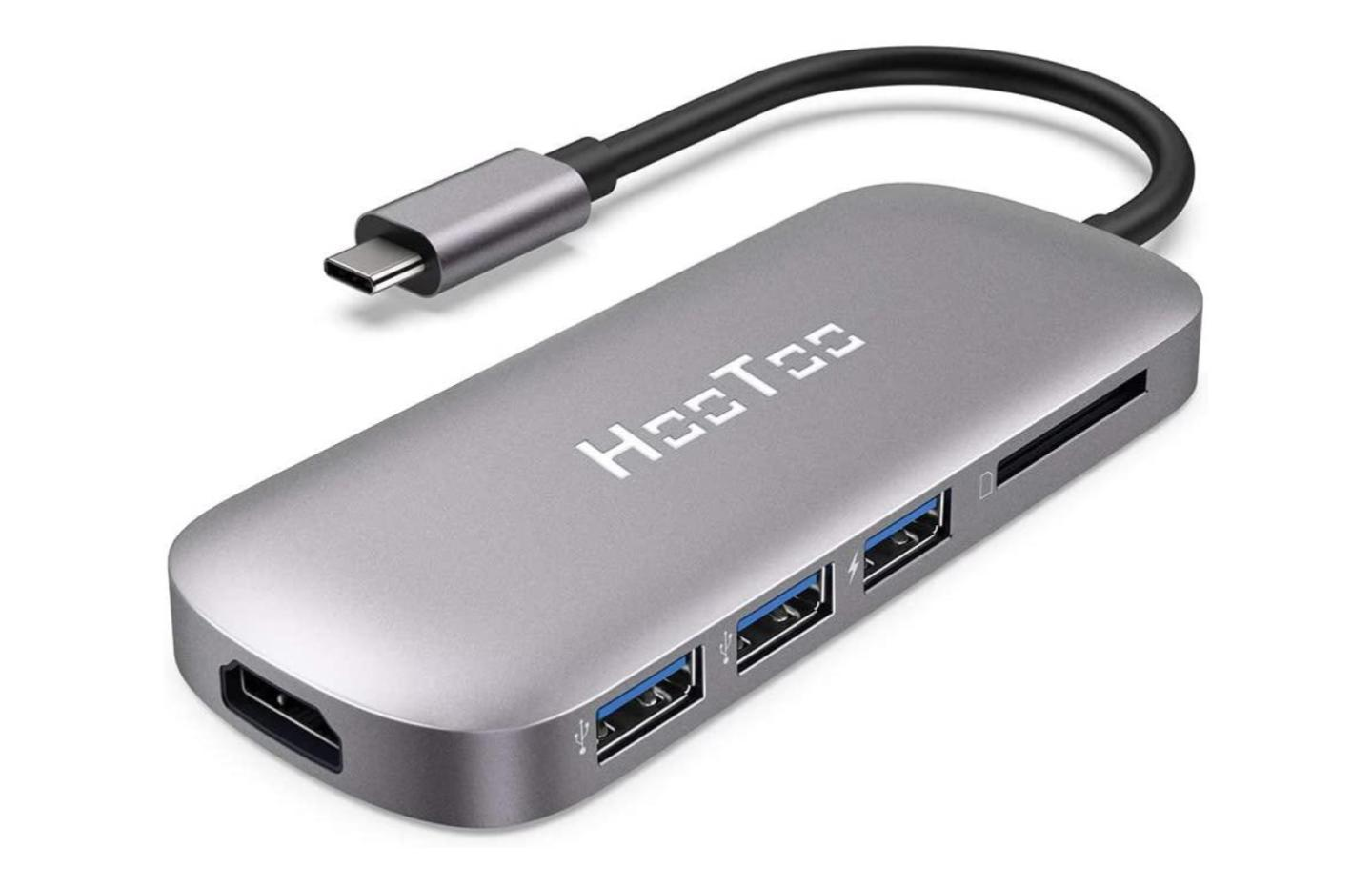 L'excellent hub USB-C de HooToo profite d'une réduction de 25 % sur Amazon