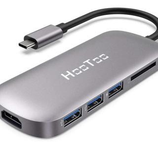 L'excellent hub USB-C de HooToo profite d'une réduction de 25 % sur Amazon
