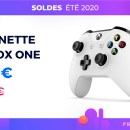 L'excellente manette sans fil Xbox One est à seulement 39 euros