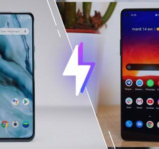 OnePlus Nord vs OnePlus8: lequel est le meilleur smartphone?