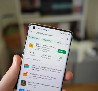Google Play Store : un redesign à venir et du partage en P2P