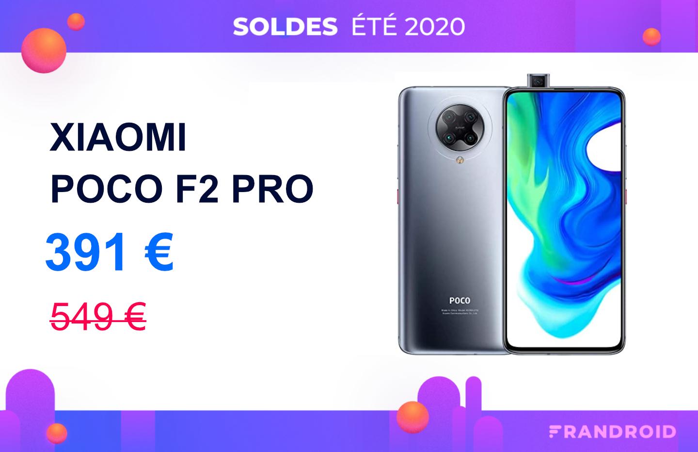 Encore une baisse de prix pour l'excellent Poco F2 Pro de Xiaomi