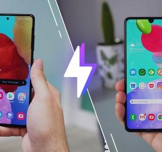 Samsung GalaxyA51 vs GalaxyA41: lequel est le meilleur smartphone?