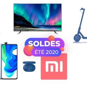Poco F2 Pro, M365 ou Mi TV 4S : les produits Xiaomi font aussi les soldes
