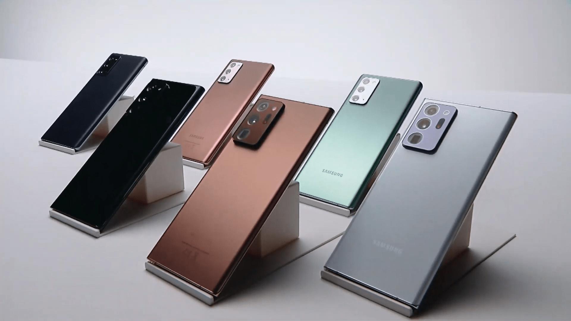 Mises à jour Samsung, apps Android sur Windows et Sony WH-1000XM4 officialisé