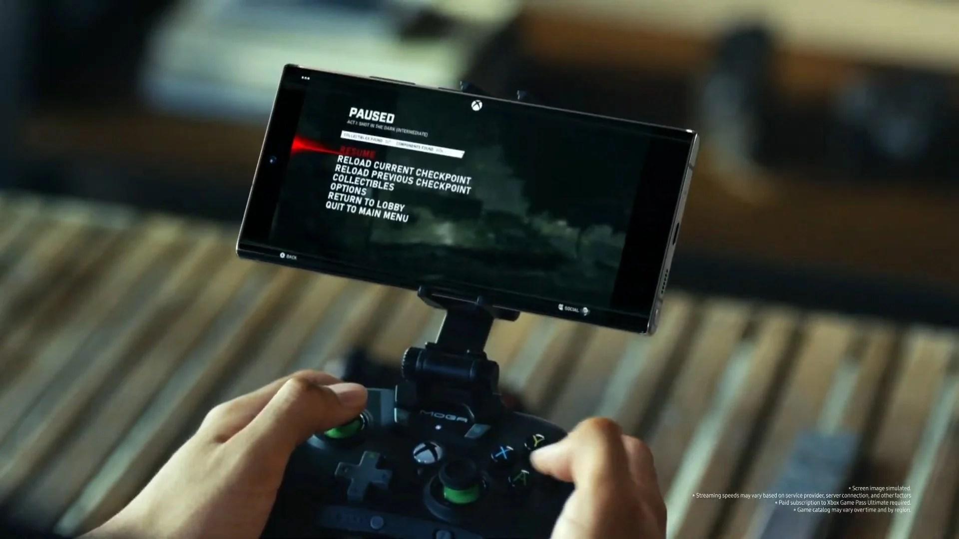 Microsoft et Samsung ont un deal bien à eux pour le Xbox Game Pass