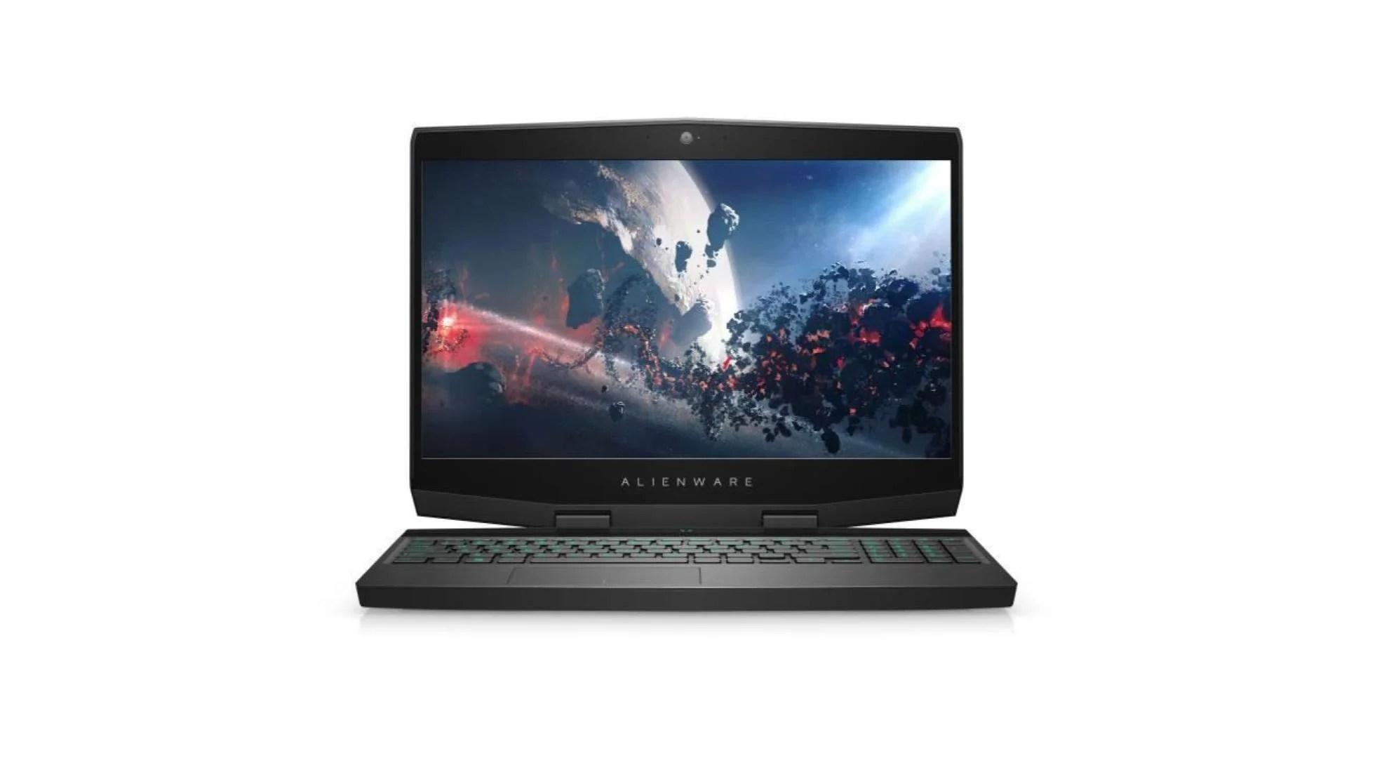 Ce laptop Alienware équipé d'une RTX 2070 est 300 euros moins cher