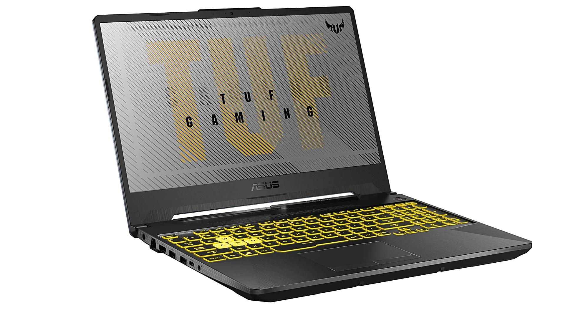 Equipé du dernier Ryzen 7, l'Asus TUF Gaming A15 est 400 € moins cher