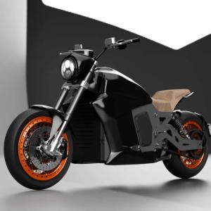Evoke 6061 : 15 minutes de charge et près de 500 km d'autonomie pour cette moto électrique