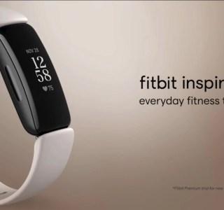 Fitbit Inspire 2 : jusqu'à 10 jours d'autonomie pour ce bracelet connecté