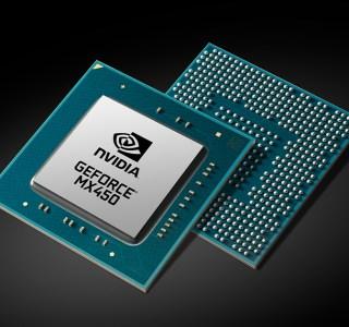 Nvidia annonce sa GeForce MX450 pour rendre votre PC portable plus polyvalent