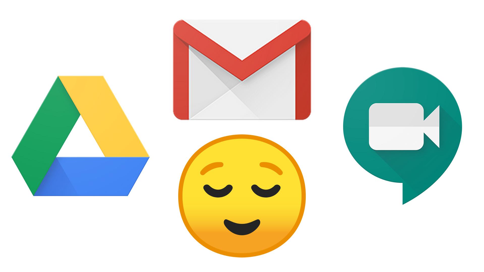 Google répare enfin la panne sur Gmail, Drive, Meet et ses autres services