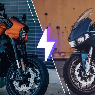 Harley-Davidson LiveWire vs Zero SR/S: l'offensive des motos électriques US