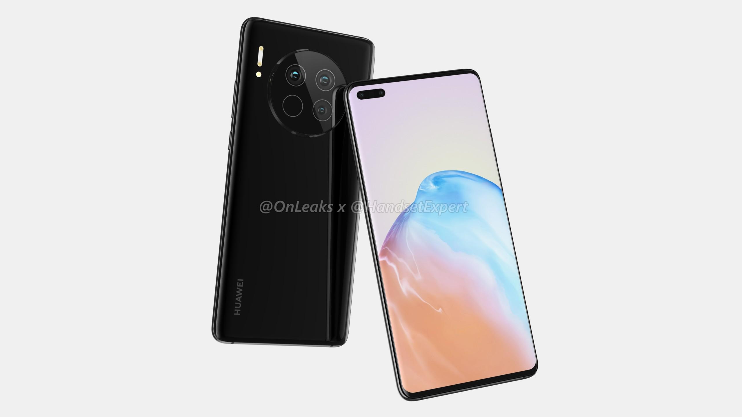 Le Huawei Mate 40 serait le dernier smartphone avec processeur Kirin