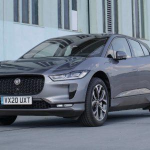 Jaguar lance une version plus abordable de son SUV électrique I-Pace