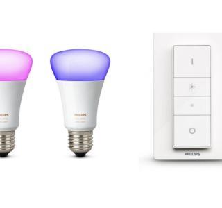 Complétez votre installation Philips Hue avec ce pack 2 ampoules en promo