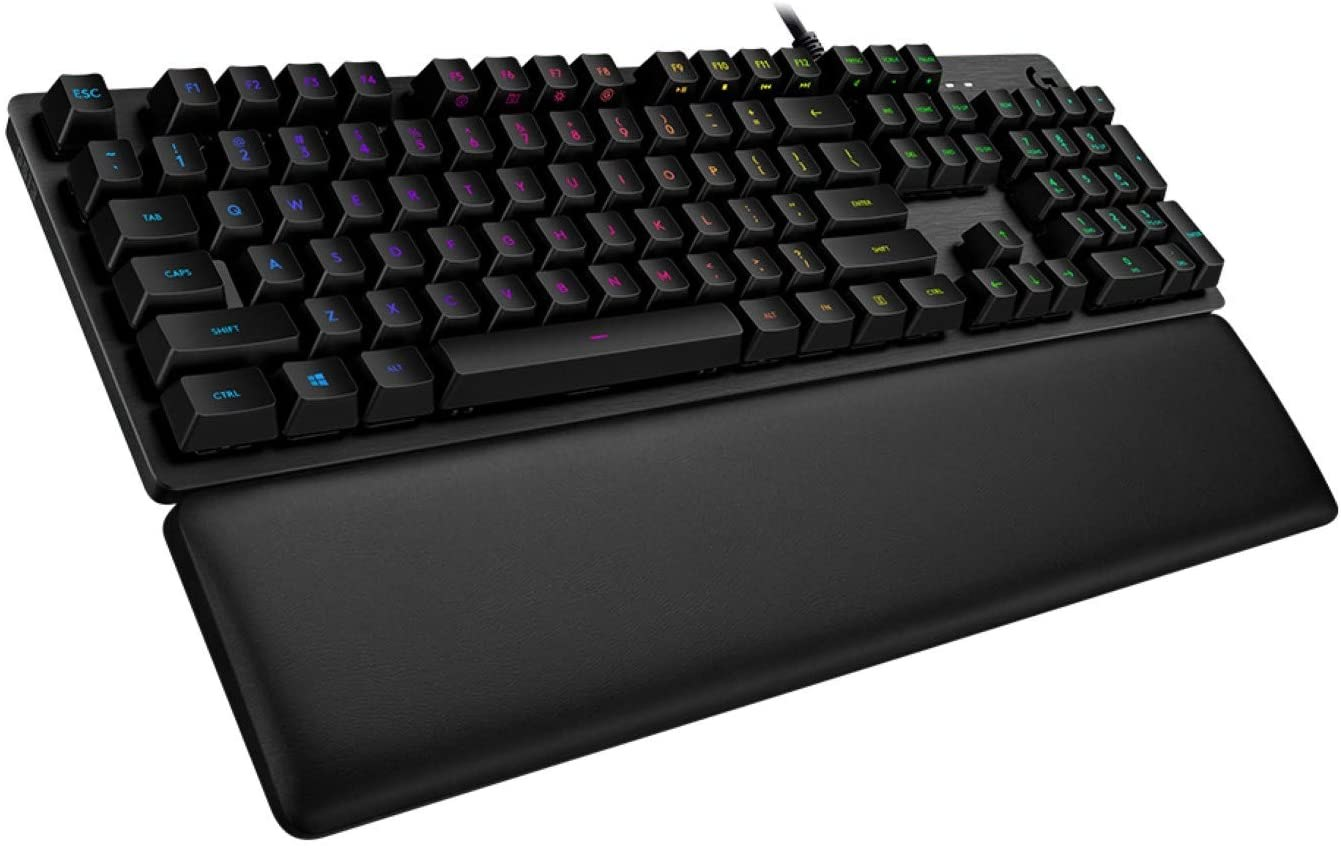 Le clavier gaming Logitech G513 à -40 % sur Amazon