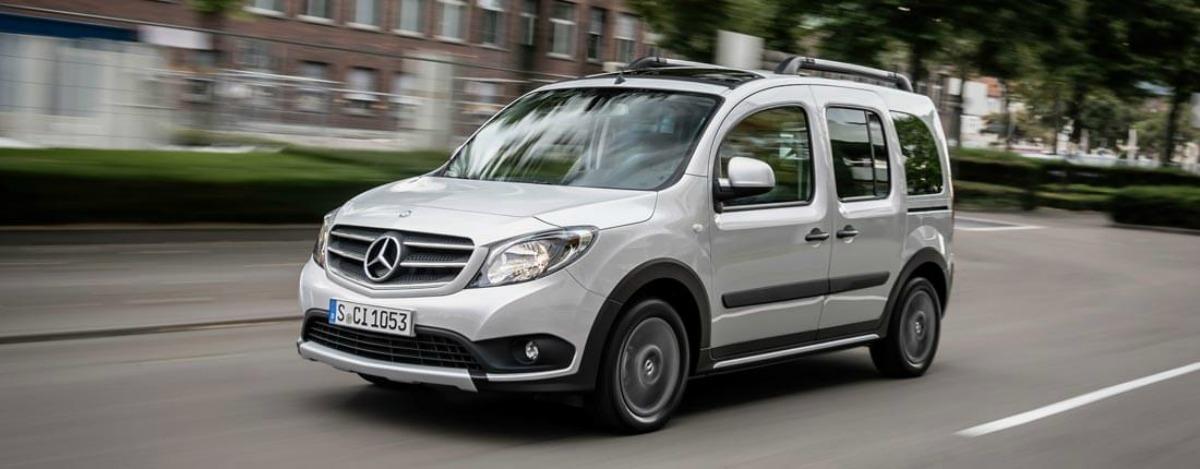 Mercedes Classe T: version électrique et nouveau nom pour la prochaine génération du ludospace