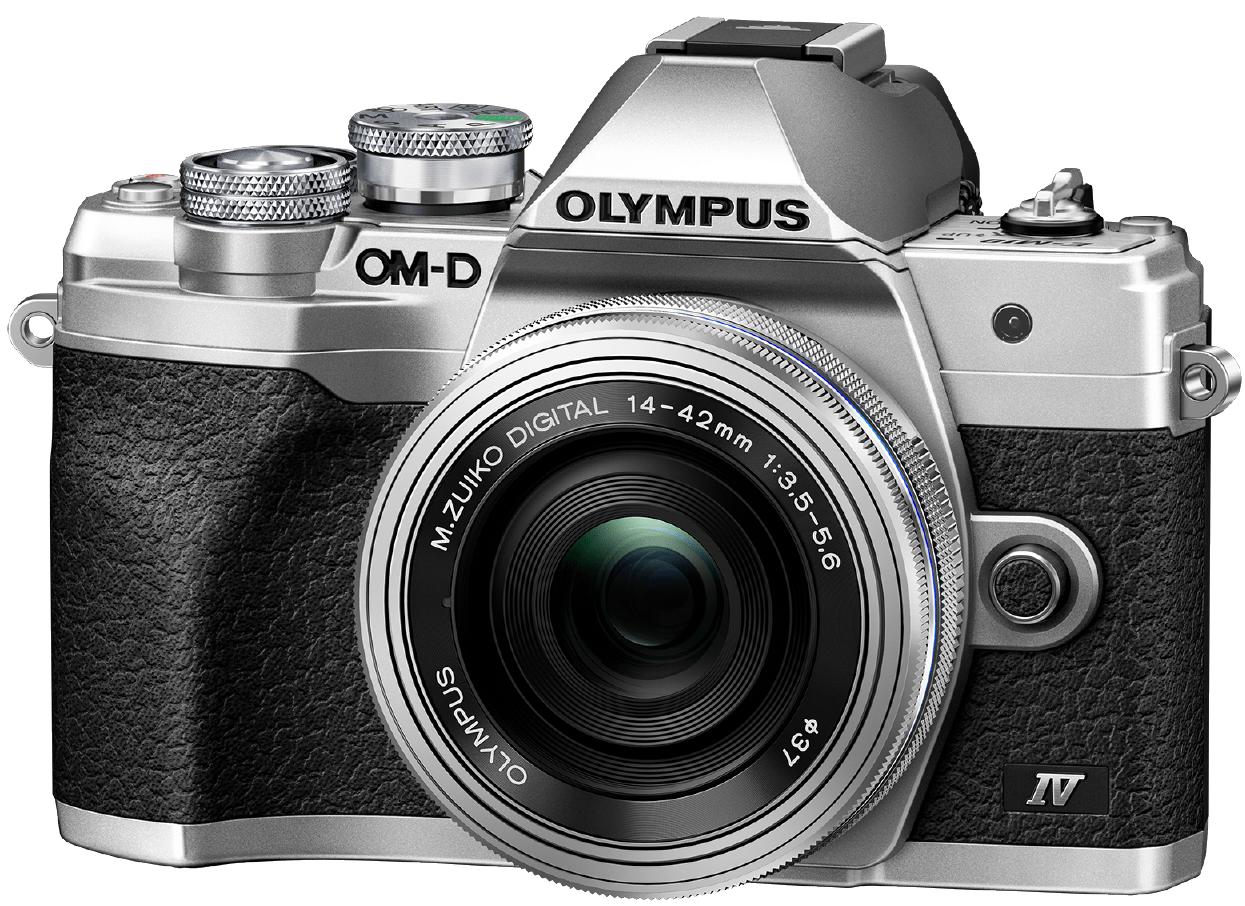 Olympus OM-D E-M10 IV : un dernier appareil hybride accessible pour la route