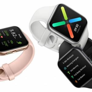 Oppo Watch : un clone de l'Apple Watch avec une version custom de Wear OS