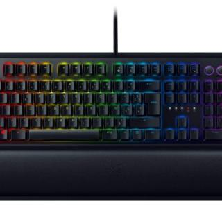 Amazon baisse le prix du très bon clavier gaming Razer Blackwidow Elite