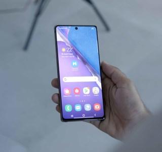 Prise en main du Samsung Galaxy Note 20 : le plastique fait-il tiquer ?