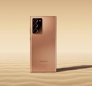 Le Samsung Galaxy Note 20 Ultra se révèle ultra solide