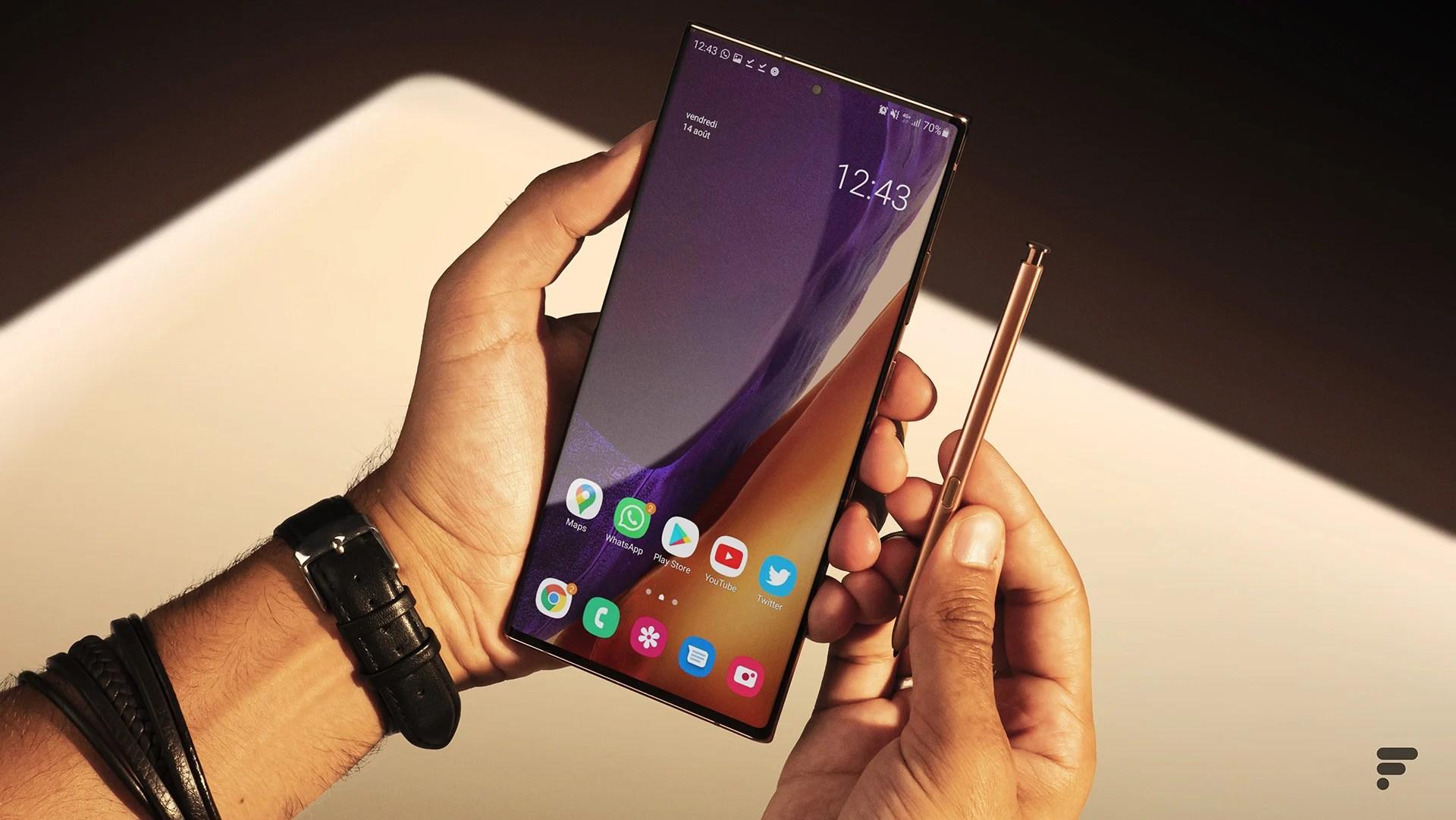 Le Samsung Galaxy S21 Ultra pourrait mettre fin au principal atout des Galaxy Note