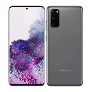Amazon propose à son tour une belle offre pour le Samsung Galaxy S20